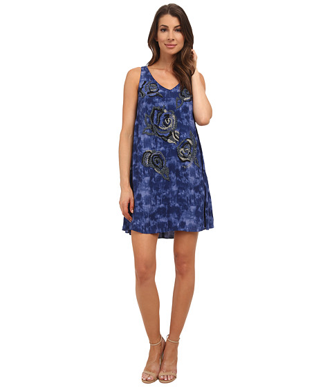 Nanette Lepore - Summer Breeze Dress (Peri/Multi) Women