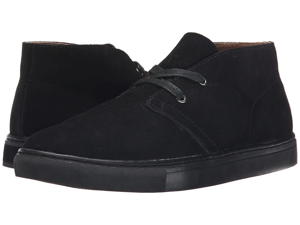 Polo Ralph Lauren Joplin (Black/Black Suede) Men