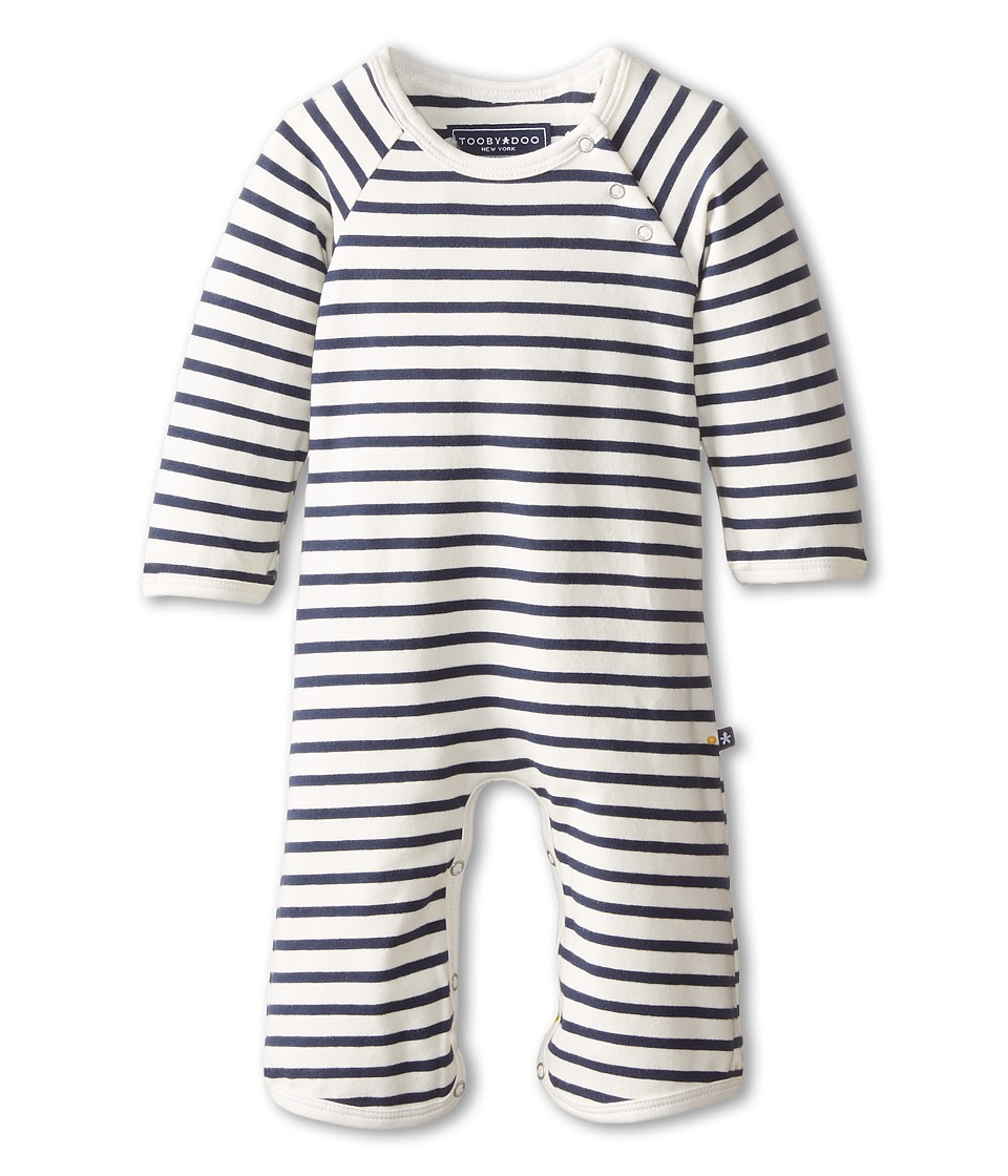 Toobydoo - Chelsea Jumpsuit (Infant) (Blue) Kid's Jumpsuit & Rompers One Piece