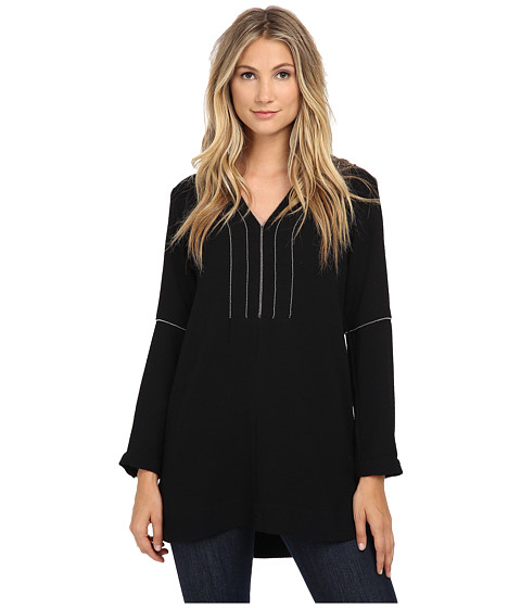 Nanette Lepore - Underground Tunic (Black) Women's Clothing