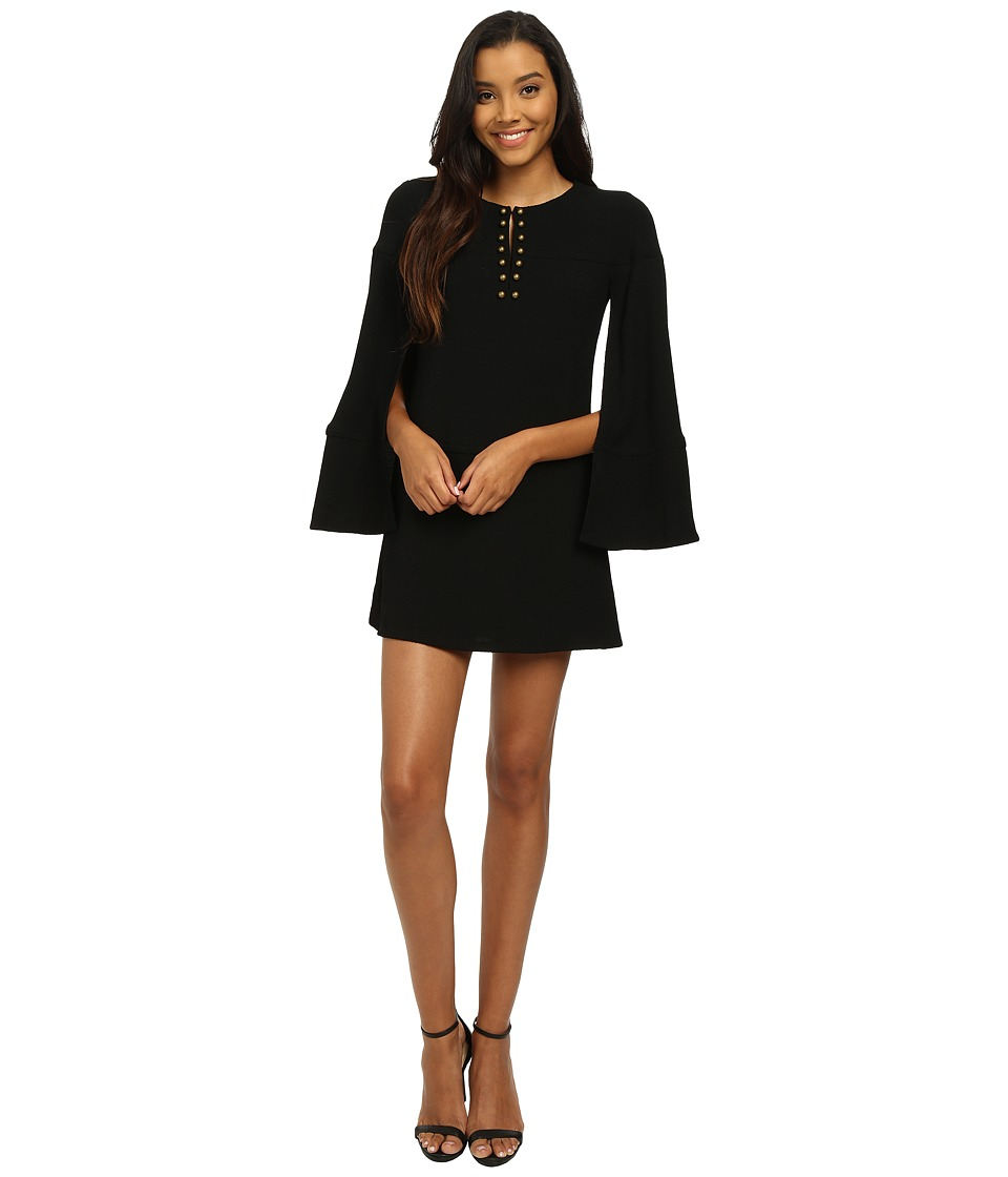 Nanette Lepore - Live Wire Dress (Black) Women's Dress