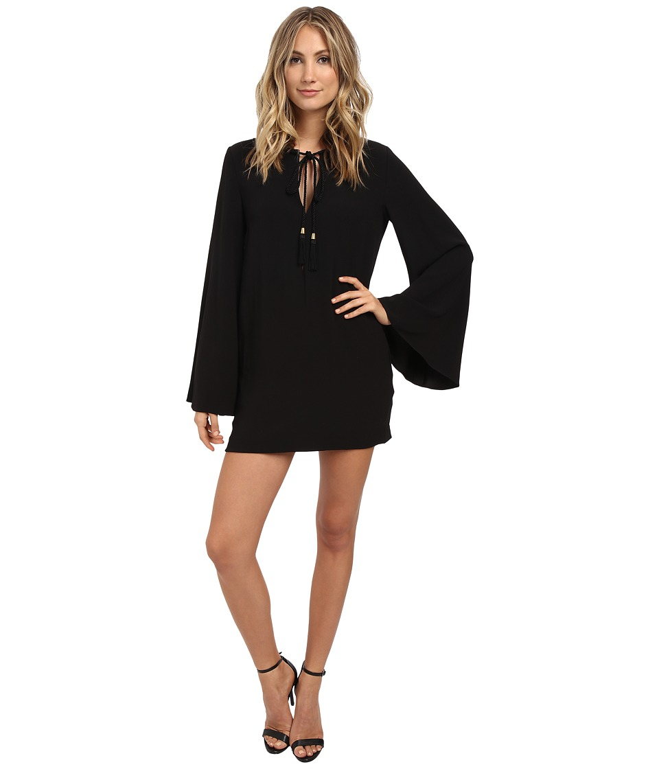 Rachel Zoe - Norby Tunic Dress (Black) Women's Dress