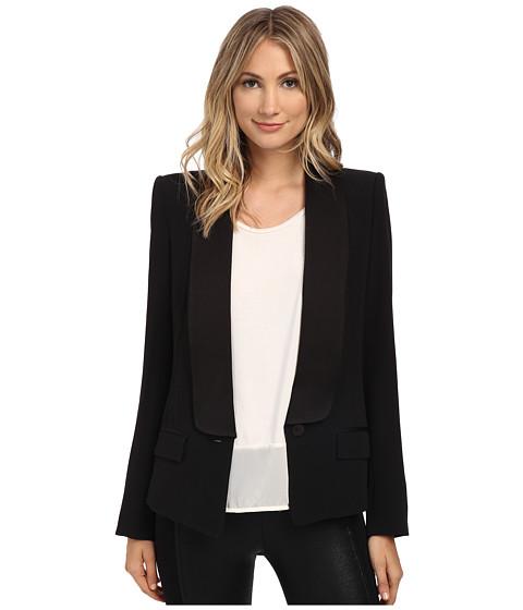 Rachel Zoe - Satori Tuxedo Jacket (Black) Women