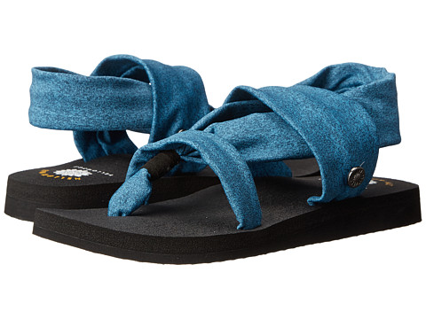 Yellow Box - Bri (Heather Blue) Women's Sandals