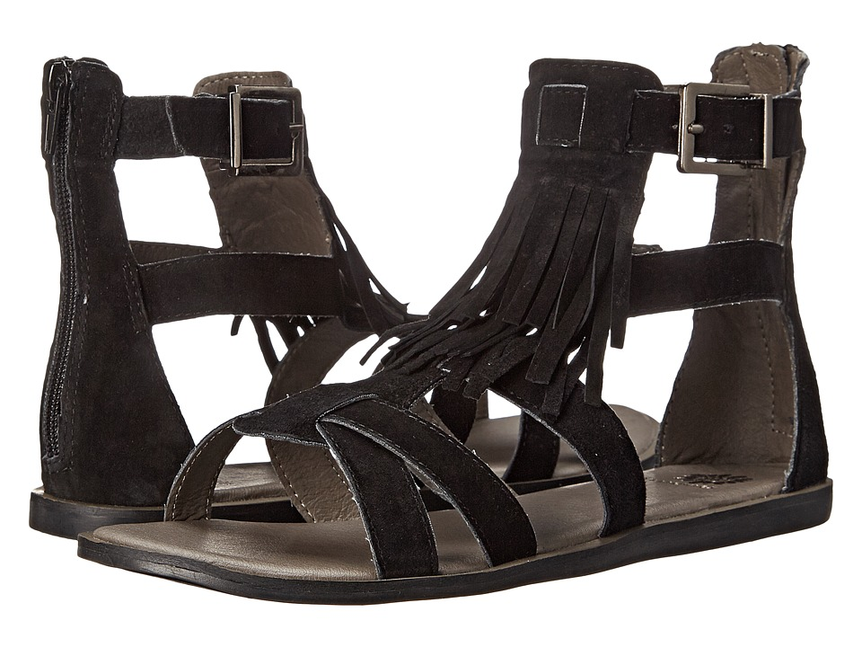 Yellow Box - Hawk (Black) Women's Sandals