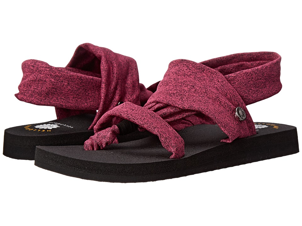 Yellow Box - Bri (Heather Fuchsia) Women's Sandals