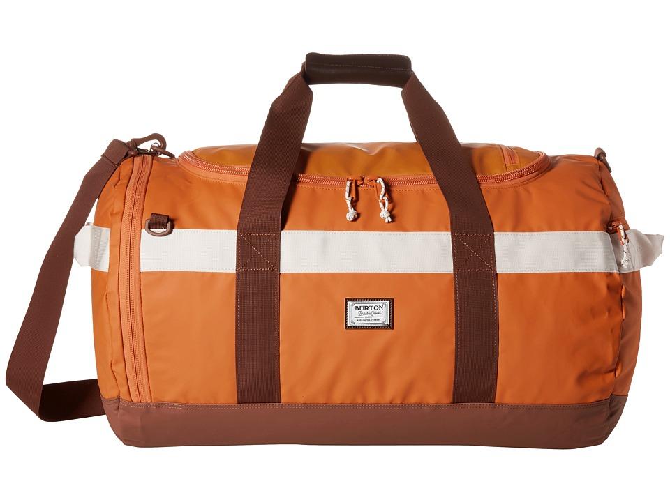 Burton - Backhill Duffel M 70L (Desert Sunset Tarp) Duffel Bags