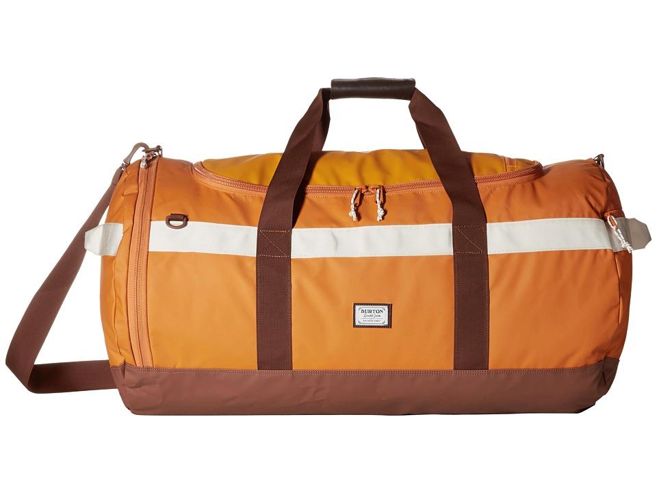 Burton - Backhill Duffel 90L (Desert Sunset Tarp) Duffel Bags