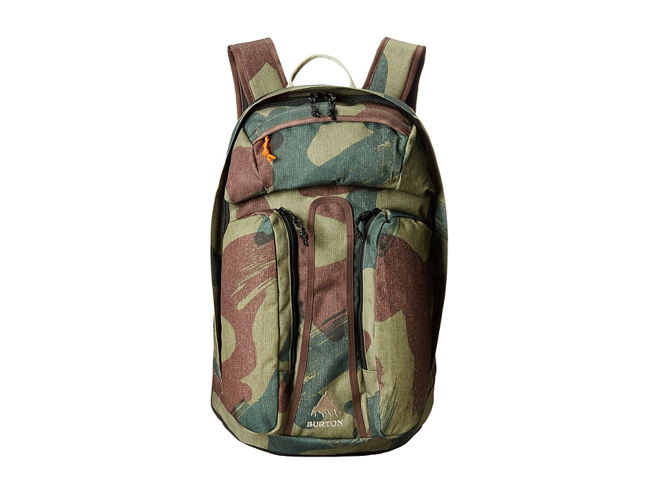 Burton - Curbshark Pack (Denison Camo) Day Pack Bags