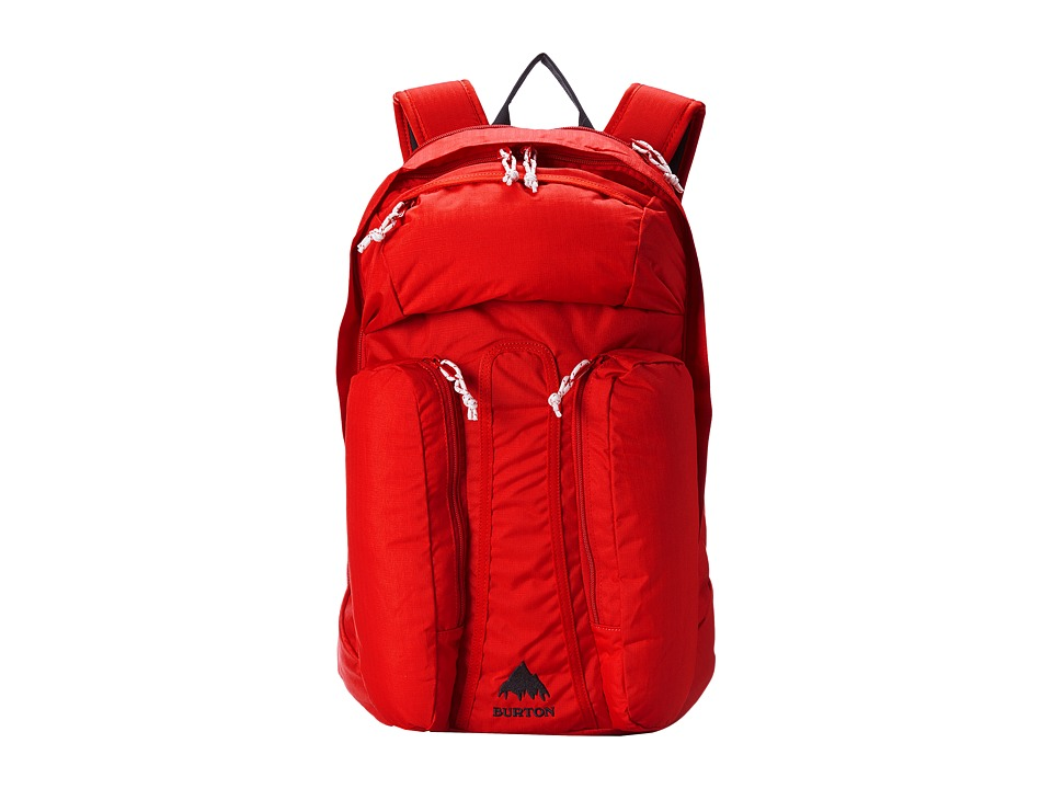 Burton - Curbshark Pack (Flame Triple Ripstop) Day Pack Bags