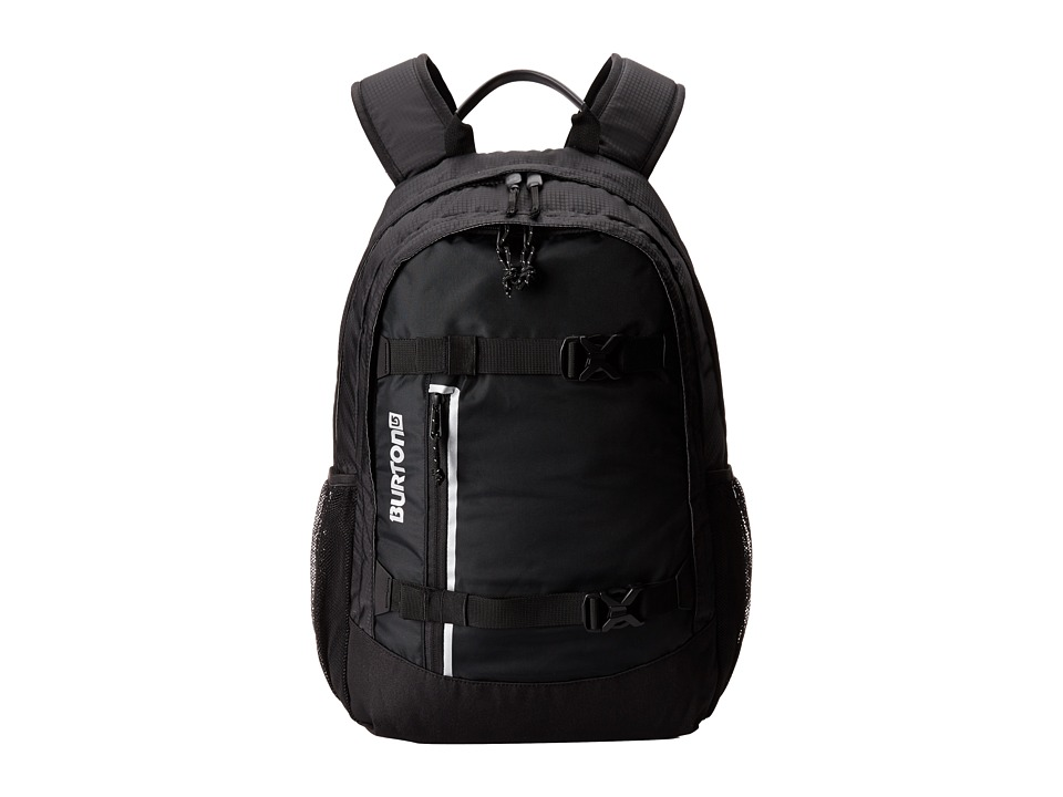 Burton - Dayhiker 25L (True Black Ripstop) Day Pack Bags