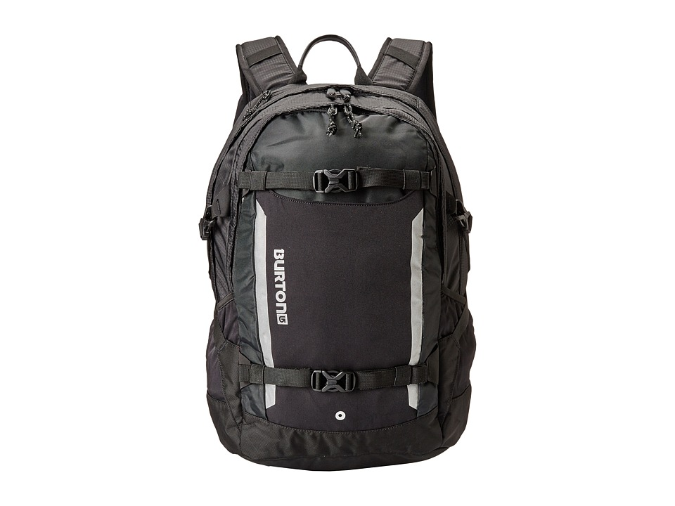 Burton - Dayhiker Pro 28L (True Black Ripstop) Day Pack Bags