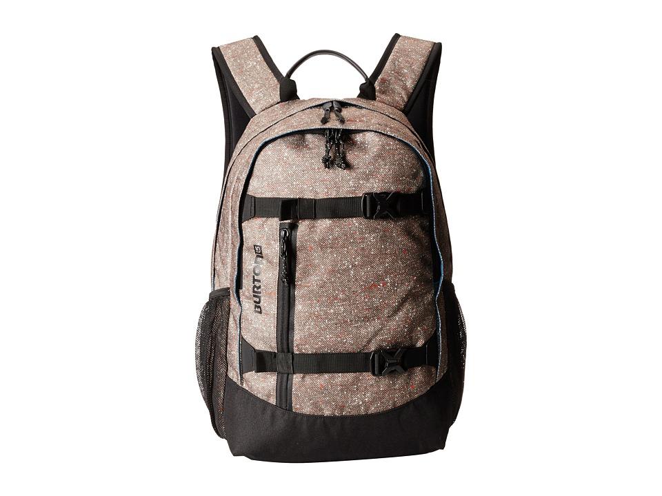 Burton - Dayhiker 25L (Menswear Heather) Day Pack Bags