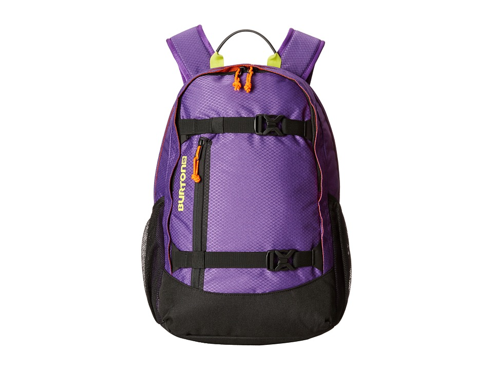 Burton - Dayhiker 25L (Grape Crush Diamond Ripstop) Day Pack Bags