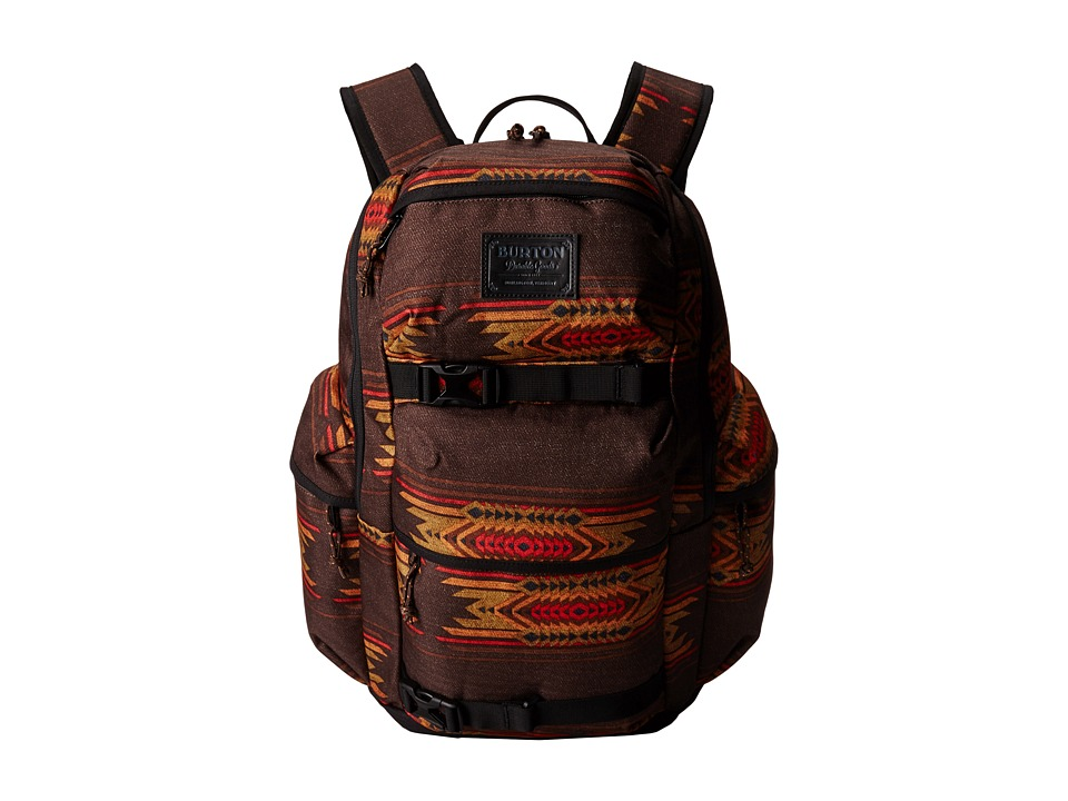 Burton - Kilo Pack (Sierra Print) Backpack Bags