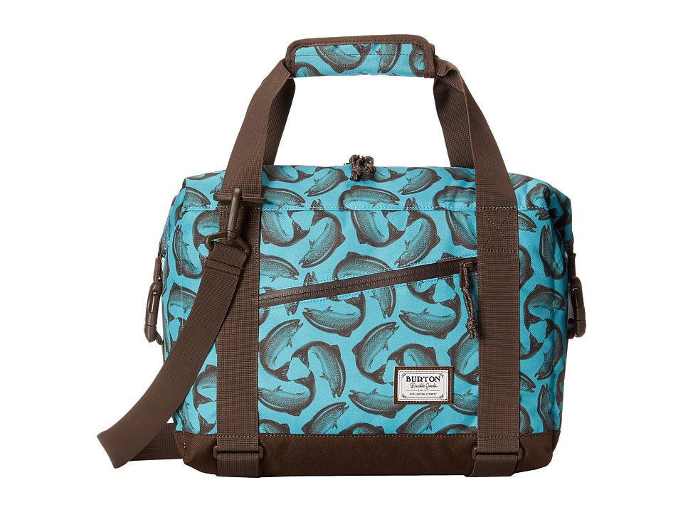 Burton - Lil Buddy Cooler (Brushie Trout) Day Pack Bags