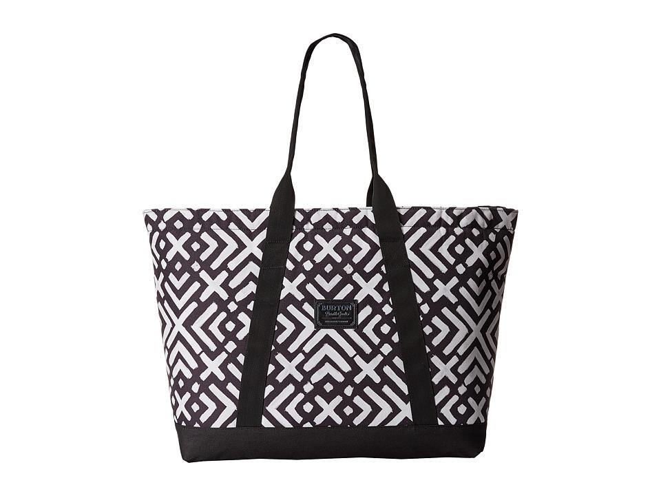 Burton - Sofie Tote Large (Geo Print) Tote Handbags