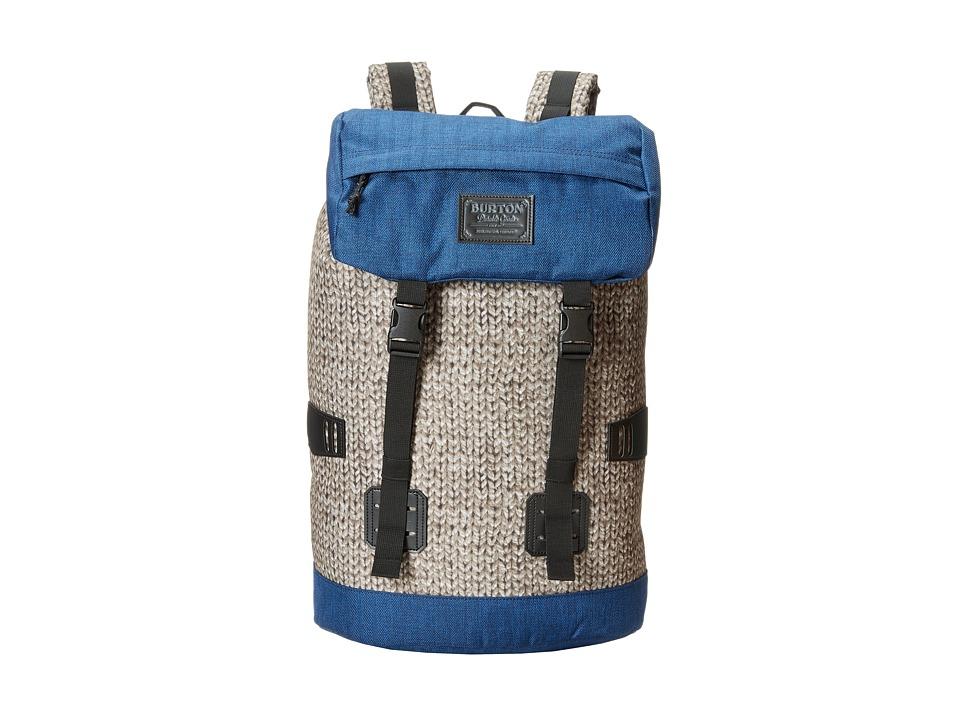 Burton - Tinder Pack (Knit Print) Backpack Bags