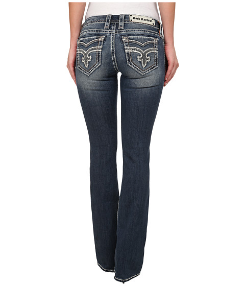 Rock Revival - Royal B202 Bootcut (Medium Indigo) Women's Jeans