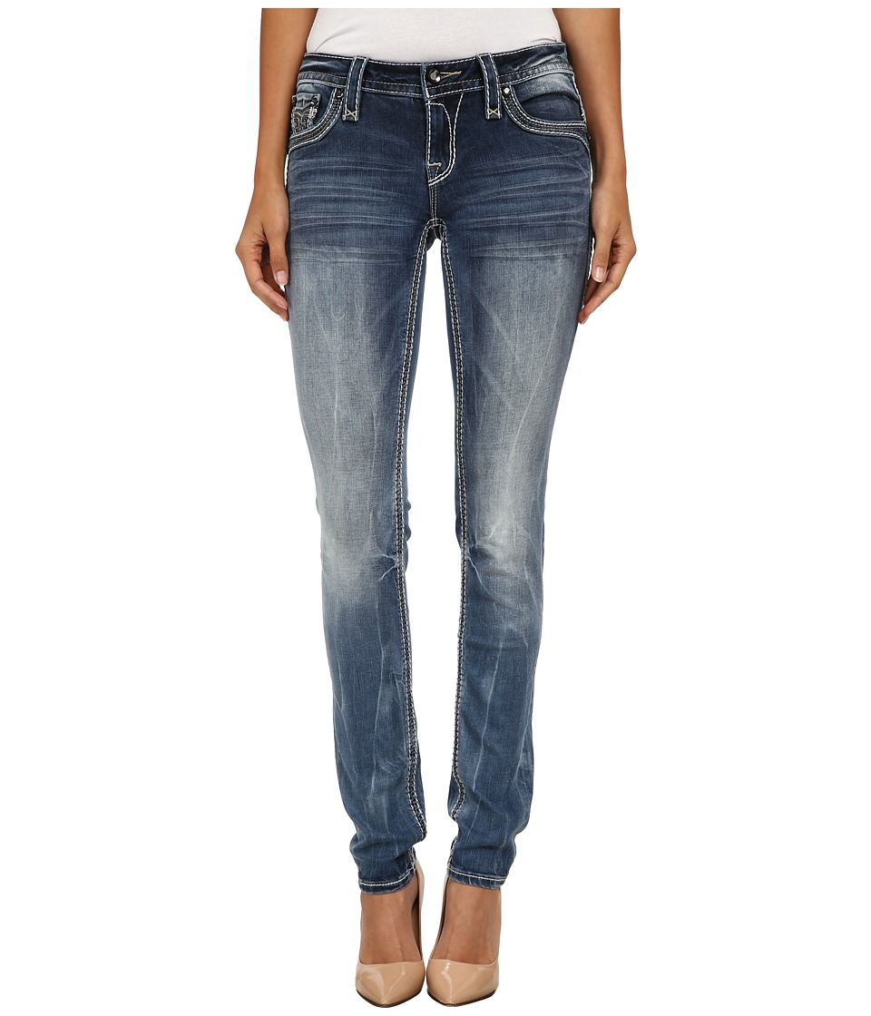 Rock Revival - Kailyn S20 Skinny (Medium Indigo) Women's Jeans
