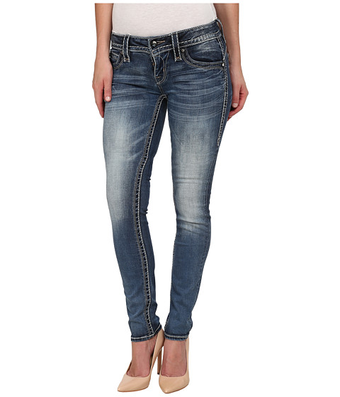 Rock Revival - Adele S41 Skinny (Medium Indigo) Women's Jeans