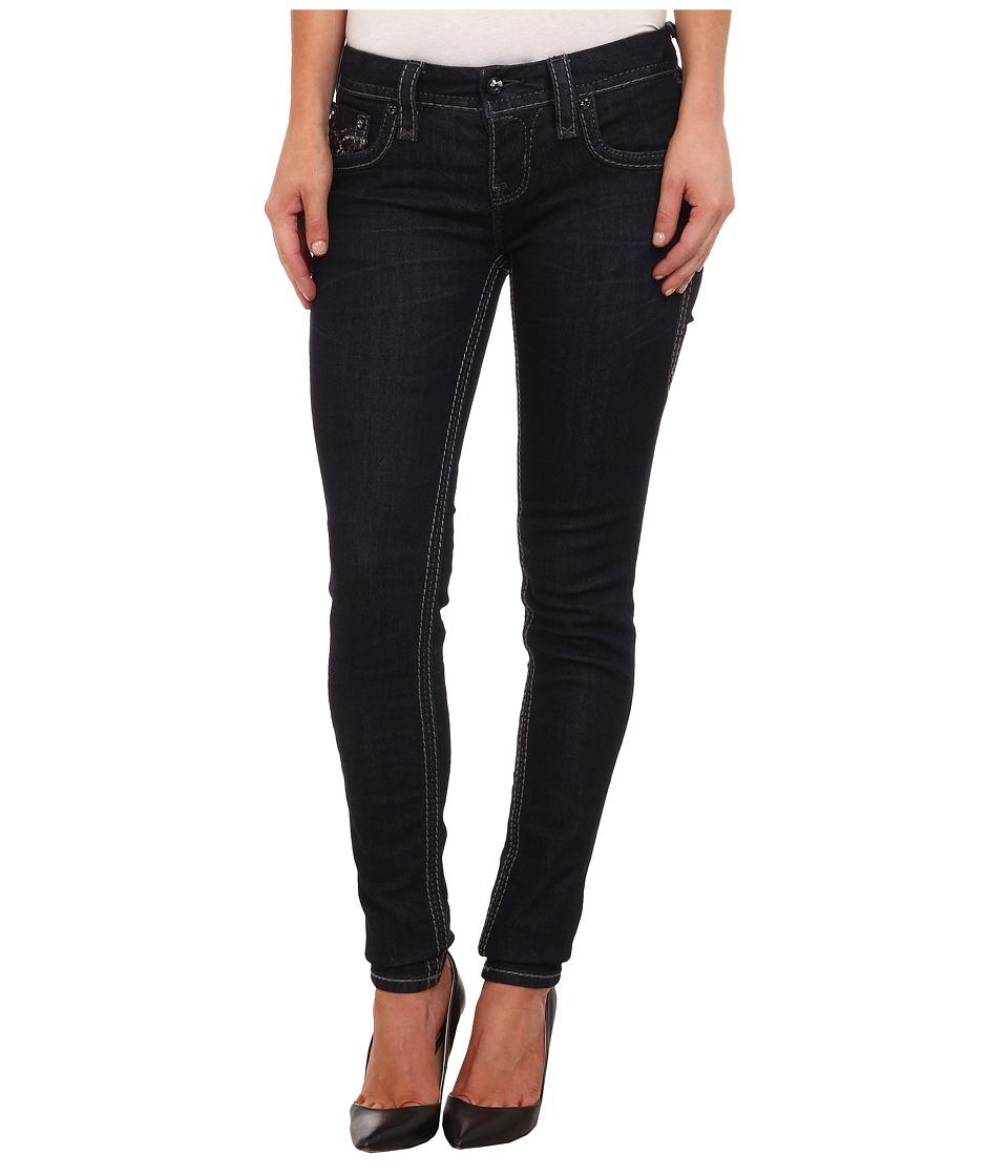 Rock Revival - Kailyn S201 Skinny (Dark Indigo) Women's Jeans