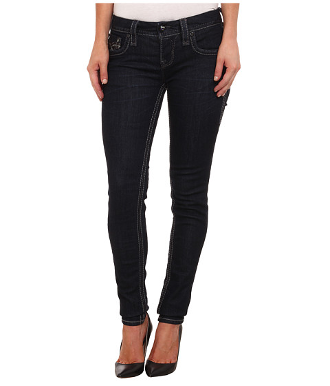 Rock Revival - Kailyn S201 Skinny (Dark Indigo) Women's Jeans