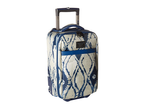 Burton - Wheelie Flyer (Indigo Batik) Carry on Luggage