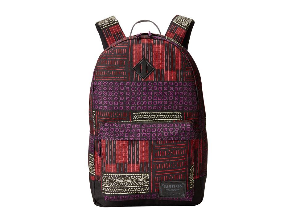Burton - Kettle Pack (Yolandi Print) Day Pack Bags