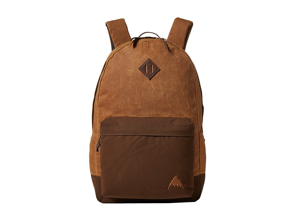 Burton - Kettle Pack (Foxy Brown Wax Canvas) Day Pack Bags
