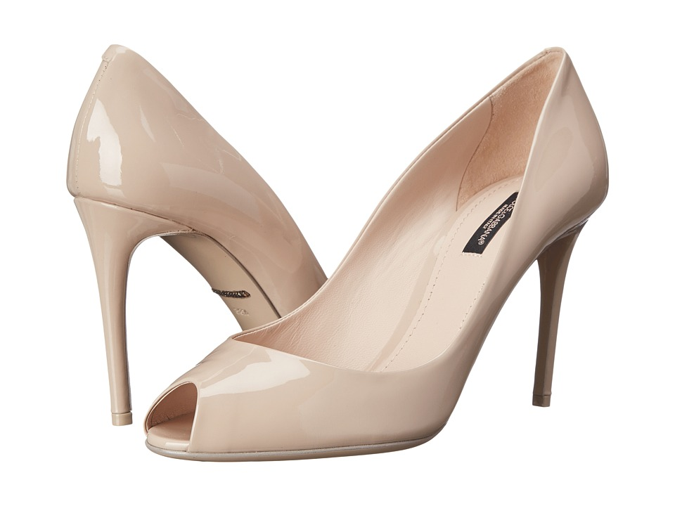 Dolce & Gabbana - CC0001 (Nude) High Heels