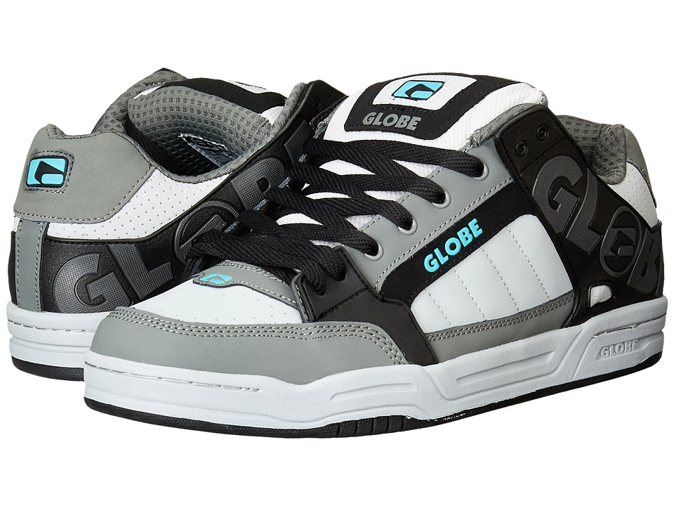 Globe - Tilt (Charcoal/Black/Grey) Men's Skate Shoes
