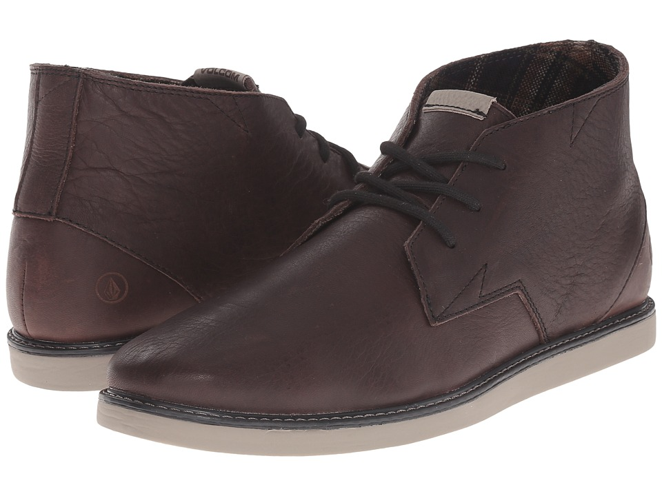 Volcom Del Mesa 2 (Hide Brown) Men