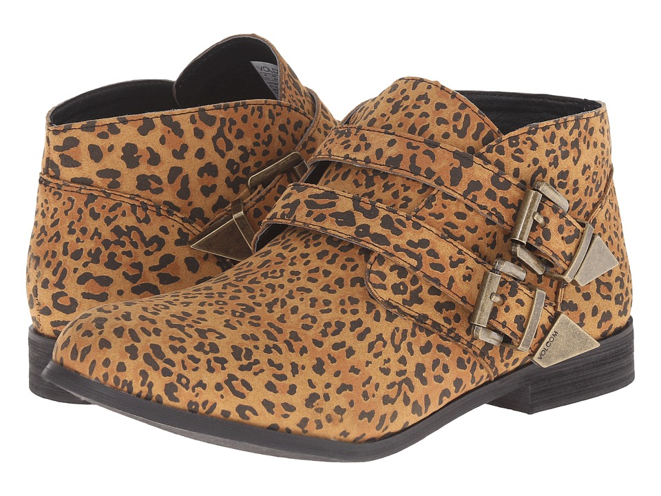 Volcom - Getter 2 (Cheetah) Women's Boots