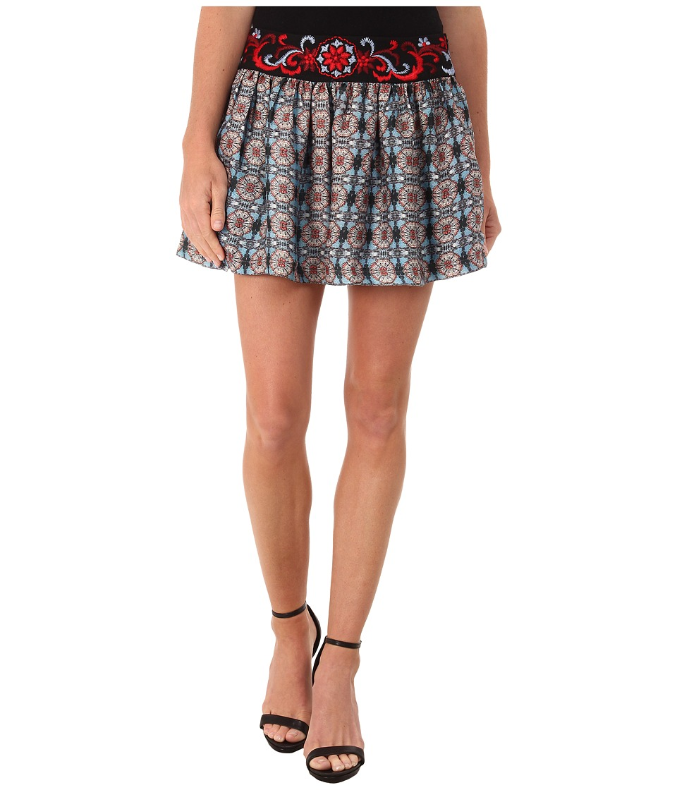 KAS New York - Geornelle Skirt (Multi) Women's Skirt