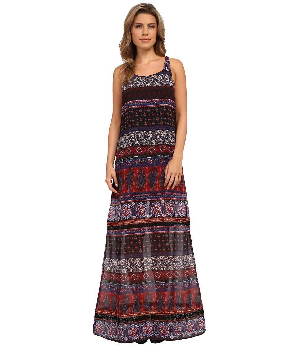 KAS New York Farhanna Maxi Dress (Multi) Women