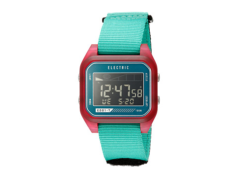 Electric Eyewear - ED01 - T Nato (Seafoam Pink) Watches