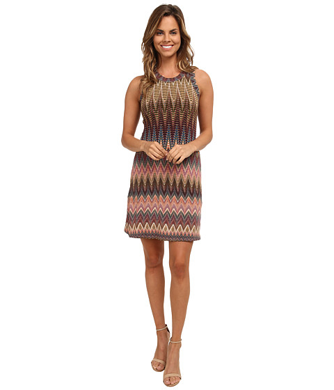 Karen Kane - Tank Dress (Print) Women's Clothing