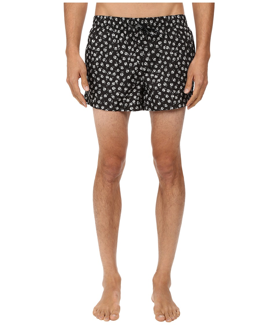 Dolce & Gabbana - Floral Trunks (Floral Print) Men