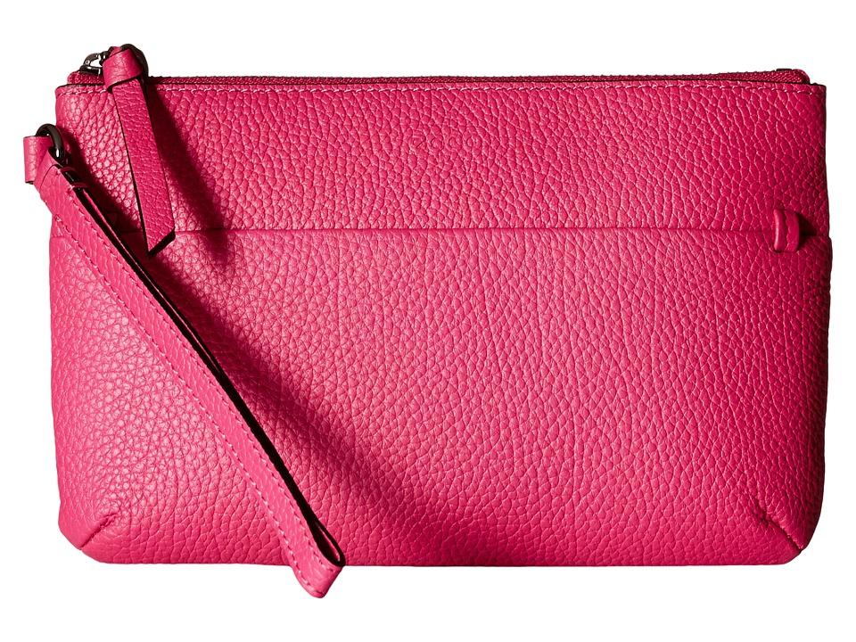 ECCO - SP Wristlet (Magenta) Wristlet Handbags