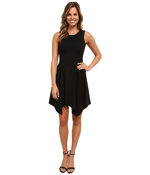 Karen Kane - Sienna Dress (Black) Women's Dress