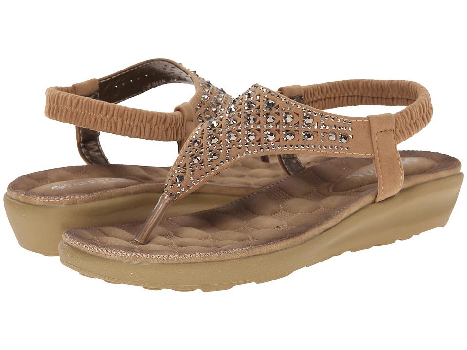 PATRIZIA - Shuman (Tan) Women's Shoes