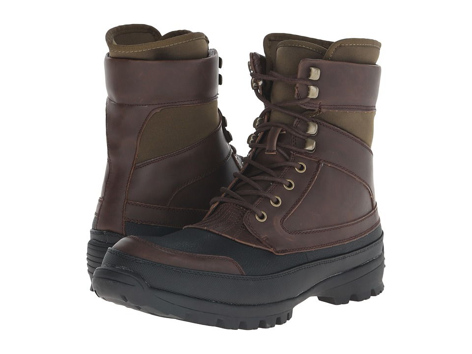 Kenneth Cole Unlisted - Whole Nation (Dark Brown) Men's Boots