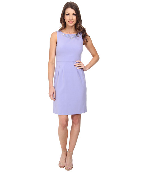 Tahari by ASL - Shannon - K Dress (Lilac) Women
