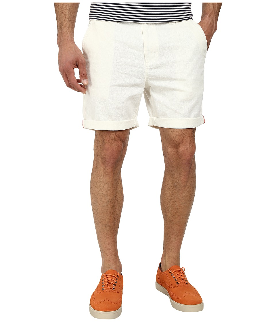 WeSC - Benos Shorts (Winter White) Men's Shorts