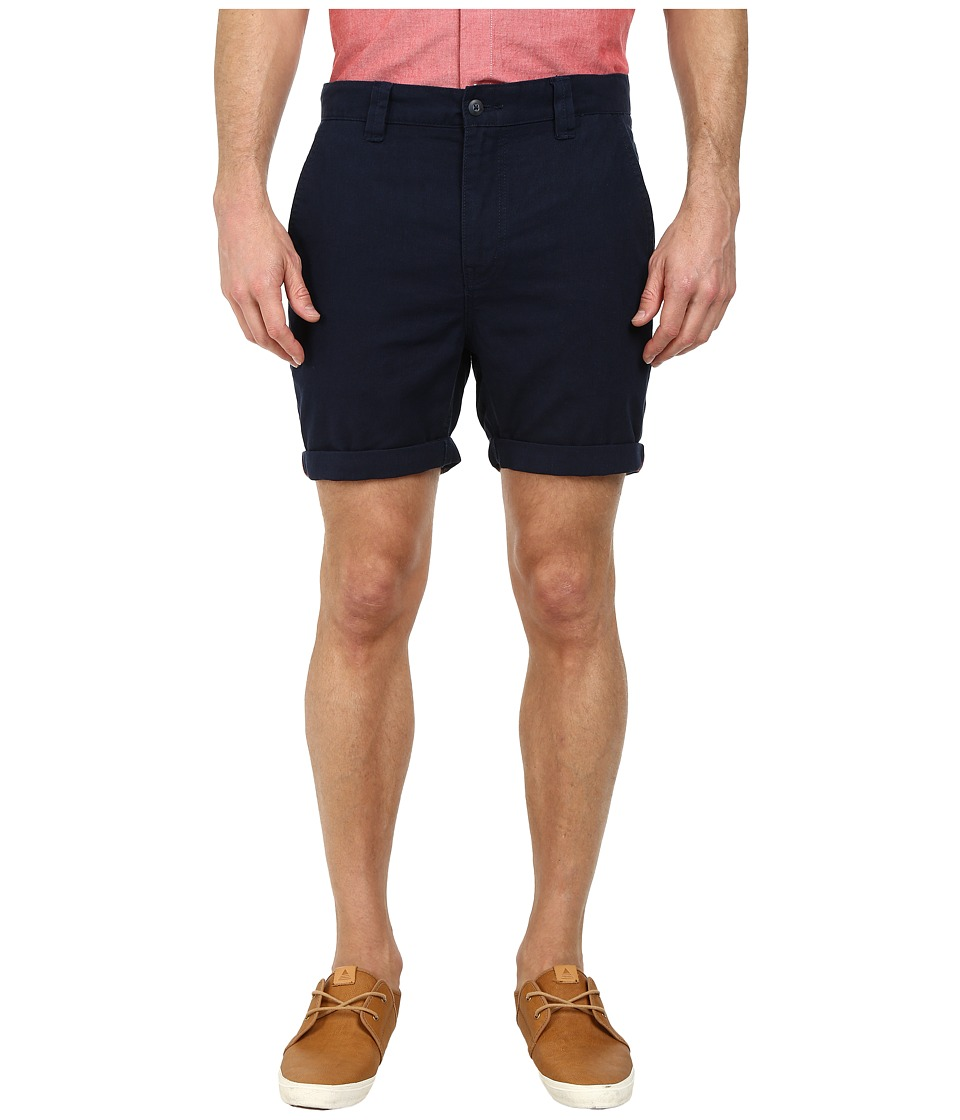 WeSC - Benos Shorts (Blue Iris) Men