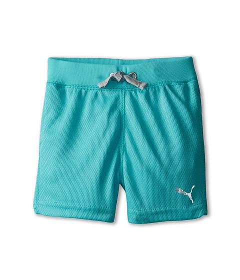 Puma Kids - Core Shorts (Infant) (Aqua Blue) Boy's Shorts