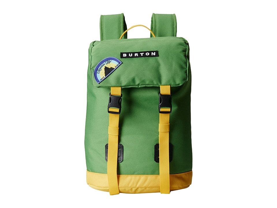 Burton - Tinder Pack (Little Kid/Big Kid) (Slime Color Block) Day Pack Bags