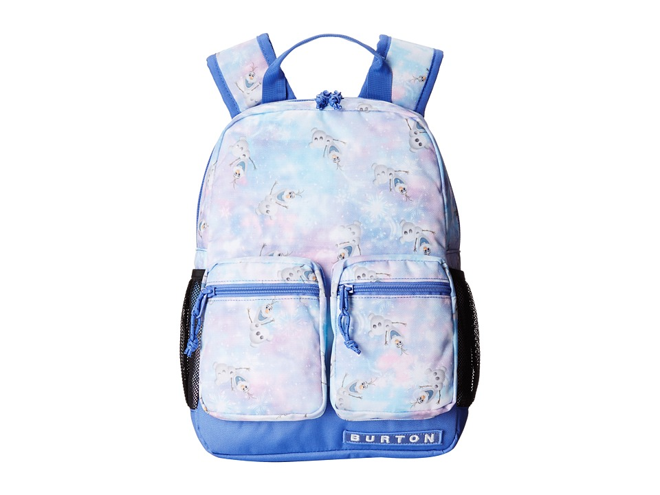 Burton - Disney Frozen Youth Gromlet Backpack (Little Kid/Big Kid) (Olaf Frozen) Day Pack Bags