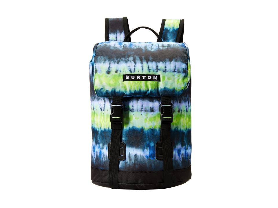 Burton - Tinder Pack (Little Kid/Big Kid) (Surf Stripe Print) Day Pack Bags